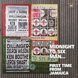 VARIOUS - MIDNIGHT TO SIX... FIRST TIME FROM JAMAICA