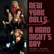 NEW YORK DOLLS - A HARD NIGHT'S DAY (2LP)