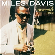 DAVIS, MILES - AT NEWPORT 1958 (WAX LOVE)
