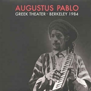 PABLO, AUGUSTUS - (US) LIVE AT THE GREEK THEATRE, BERKELEY, 1984