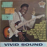 "WATSON, JOHNNY ""GUITAR"" - JOHNNY ""GUITAR"" WATSON (USA/GOLD)"