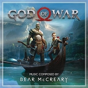 MCCREARY, BEAR - GOD OF WAR O.S.T. (2LP)