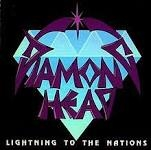 DIAMOND HEAD - LIGHTNING TO THE NATIONS (BLACK)(2LP)
