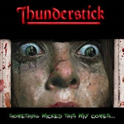 THUNDERSTICK - (BLACK) SOMETHING WICKED THIS WAY COMES