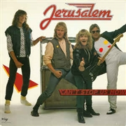 JERUSALEM (SWEDEN) - CAN'T STOP US NOW (LEGENDS REMASTERED)