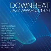 VARIOUS - DOWNBEAT JAZZ AWARDS 1976