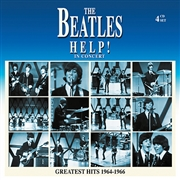 BEATLES - HELP! IN CONCERT: GREATEST HITS 1964-1966 (4CD)