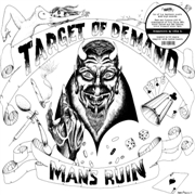 TARGET OF DEMAND - MAN'S RUIN (BLACK)