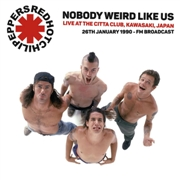 RED HOT CHILI PEPPERS - NOBODY WEIRD LIKE US (2LP)