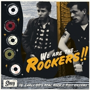 VARIOUS - WE ARE THE... ROCKERS!! VOL. 2
