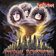 DESTRUCTION - (BLACK) ETERNAL DEVASTATION