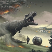 GIACCHINO, MICHAEL - JURASSIC WORLD: FALLEN KINGDOM O.S.T. (2LP)