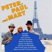 PETER, PAUL & MARY - STEWBALL