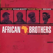 AFRICAN BROTHERS - MYSTERIOUS NATURE (2LP)