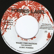FORBES, ALRIC - WARN THE NATION/WARNING VERSION
