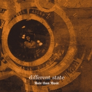 DIFFERENT STATE - MORE THAN MUSIC/IT CLEANS MY WOUNDS (2CD)