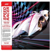 GIACCHINO, MICHAEL - SPEED RACER O.S.T. (2LP)