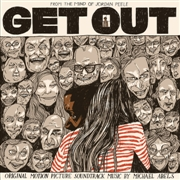 ABELS, MICHAEL - GET OUT O.S.T. (2LP)