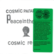 COSMIC, MICHAEL/PHILL MUSRA GROUP - PEACE IN THE WORLD/CREATOR SPACES (3CD)