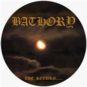 BATHORY - THE RETURN... (PD)