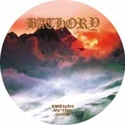 BATHORY - TWILIGHT OF THE GODS (PD)