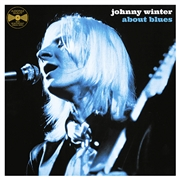 WINTER, JOHNNY - ABOUT BLUES