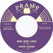 HODGE, HANK - ONE WAY LOVE/THANK YOU LOVE