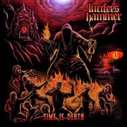 LUCIFER'S HAMMER - TIME IS DEATH (BLACK)