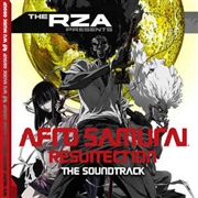VARIOUS - AFRO SAMURAI RESURRECTION O.S.T. (2LP)