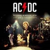 AC/DC - VETERANS MEMORIAL 1978 (BLACK)