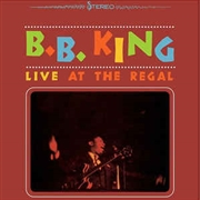 KING, B.B. - LIVE AT THE REGAL (180G)