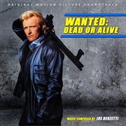 RENZETTI, JOE - WANTED: DEAD OR ALIVE O.S.T.