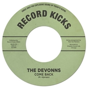 DEVONNS - COME BACK/THINK I'M FALLING IN LOVE