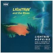 HOPKINS, LIGHTNIN' - LIGHTNIN' AND THE BLUES (GER)