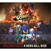 HATAYA, NAOFUMI -& TOMOYA OHTANI- - SONIC FORCES O.S.T. (THE VINYL CUTZ) (2LP)