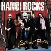 HANOI ROCKS - STREET POETRY (JEWELCASE)