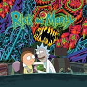 "RICK AND MORTY - THE RICK AND MORTY SOUNDTRACK  (2LP+7"" BOX)"