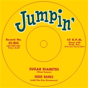 BANKS, EDDIE/ERNIE FIELDS - SUGAR DIABETES/TEEN FLIP