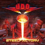 U.D.O. - (BLACK) STEELFACTORY