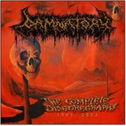DAMNATORY - COMPLETE DISGOREGRAPHY 1991-2003