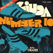 GIUDA - NUMBER 10/CRAZEE