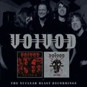VOIVOD - THE NUCLEAR BLAST RECORDINGS (2CD)