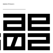 AUTECHRE - NTS SESSION 2 (3LP)