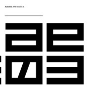 AUTECHRE - NTS SESSION 3 (3LP)