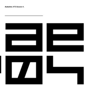 AUTECHRE - NTS SESSION 4 (3LP)