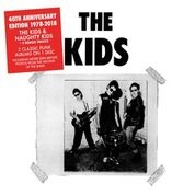 KIDS - KIDS/NAUGHTY KIDS (40TH ANNIVERSARY EDITION)