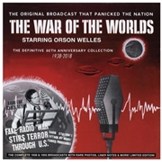 WELLES, ORSON - WAR OF THE WORLDS (2CD)