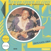 EZUTE, GENERAL FRANCO-LEE -& HIS HARMONY INTERNATIONAL BAND- - ONYE KATIA-OBIA