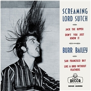 SCREAMING LORD SUTCH/BURR BAILEY - JACK THE RIPPER/SAN FRANCISCO BAY