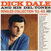 DALE, DICK -& HIS DEL-TONES- - (GOLD/BLUE) SINGLES COLLECTION '61-65 (2LP)